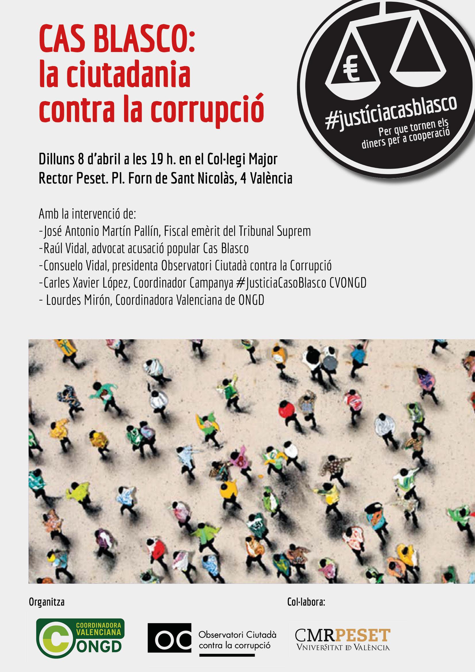 Cartell_Cas_Blasco_ciutadania_contra_corrupció