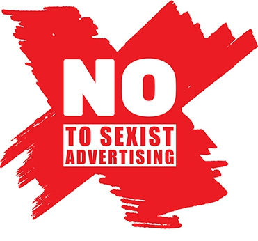 No a sexist advertising