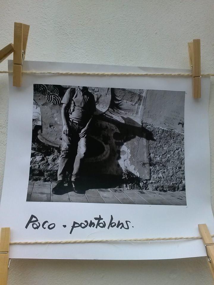 Paco pantalnons
