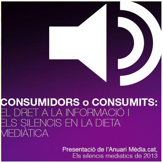 20140604 Cartel Consumidores o consumidos