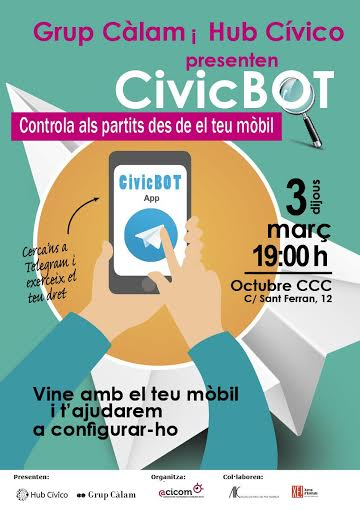 20160303 Cartell CivicBOT