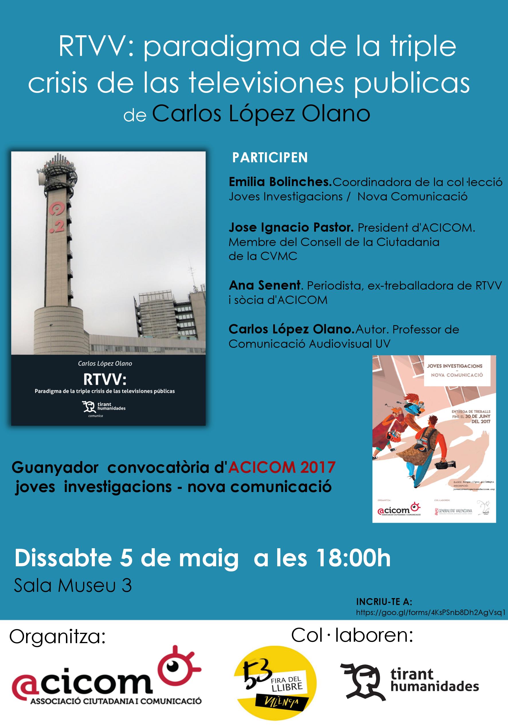 20180505 Cartell presentació RTVV