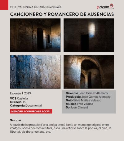 Cancionero y Romancero de ausencias fitxa_opt