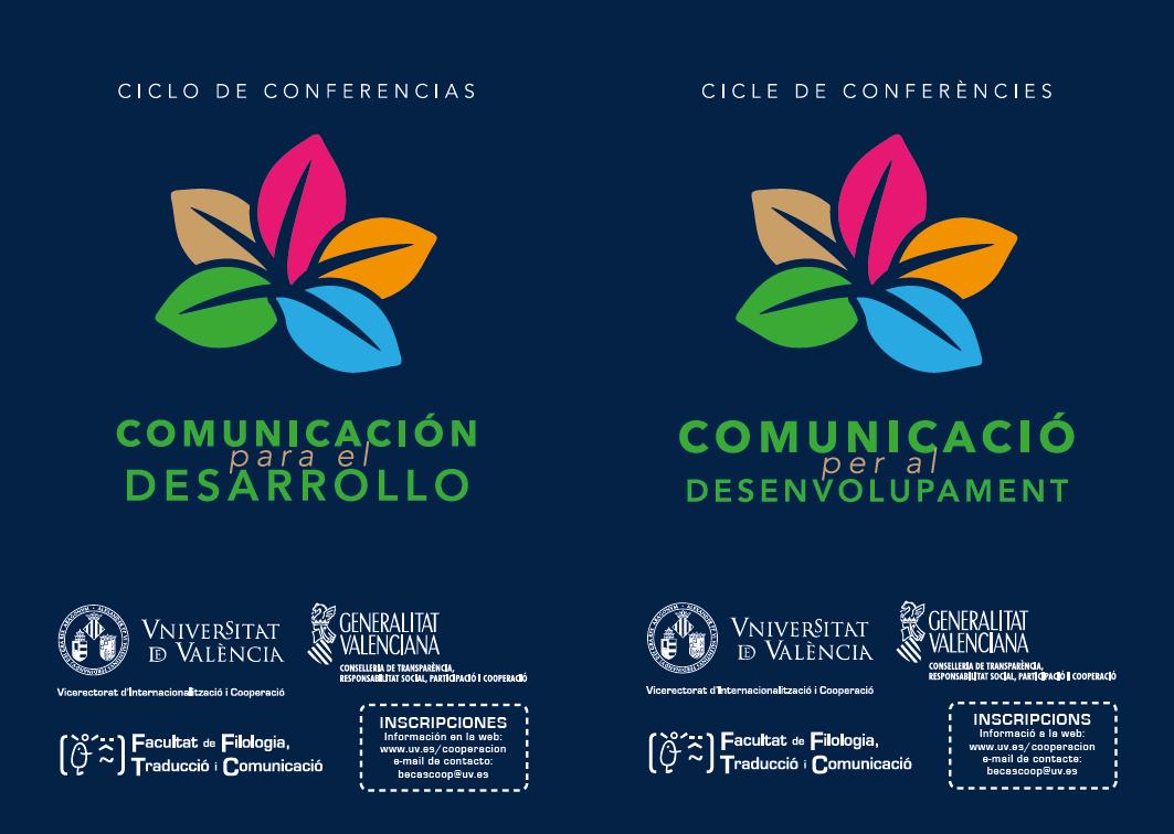 Cartell Comunicació per al desenvolupament