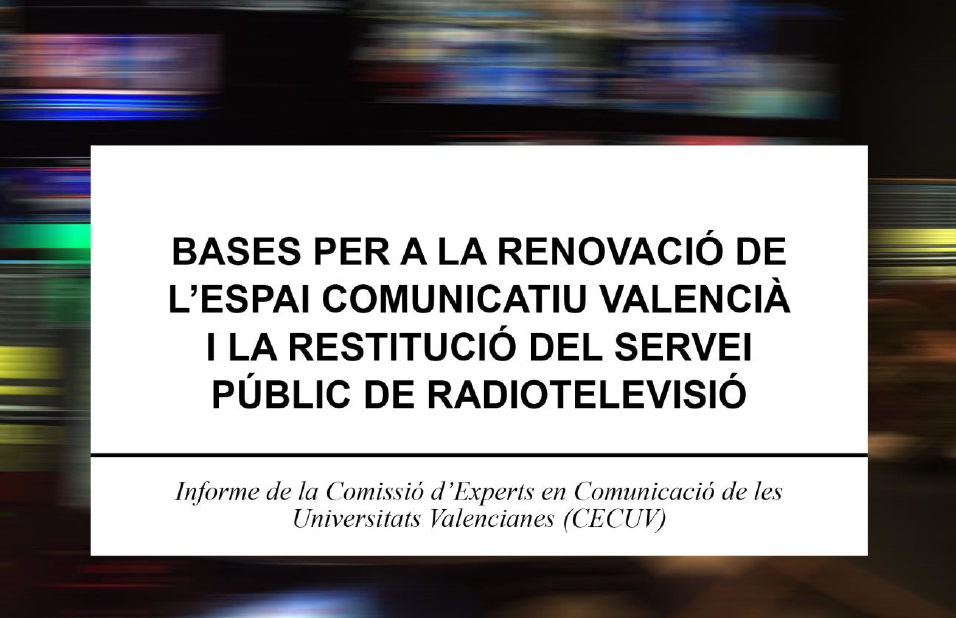 Informe d'experts RTVV