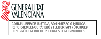 Logo Conselleria de Justícia