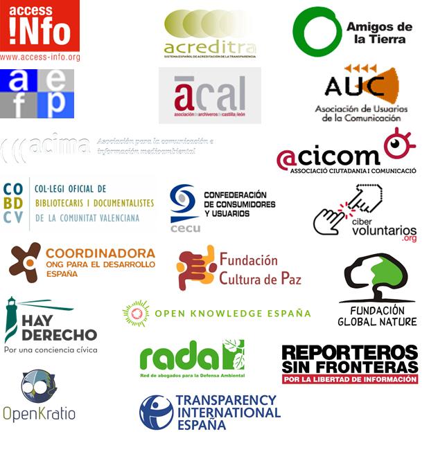 Logos Coalició Proacceso