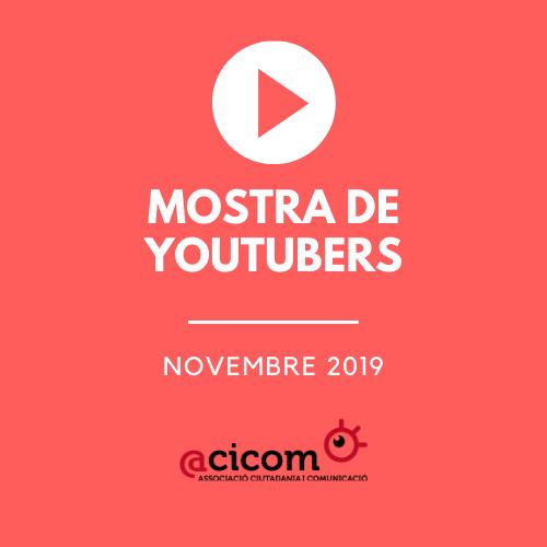 MOSTRA DE YOUTUBERS 2019 1