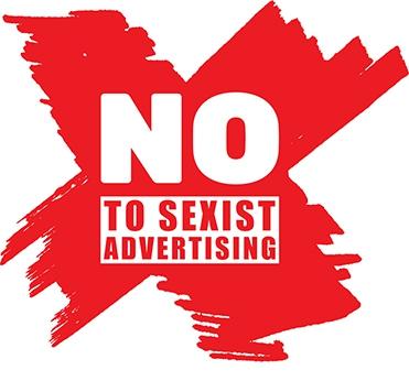 No a sexist advertising