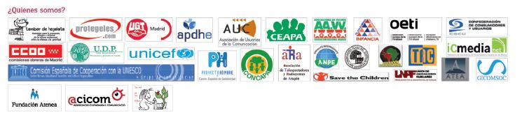Organitzacions que composem l'OCTA