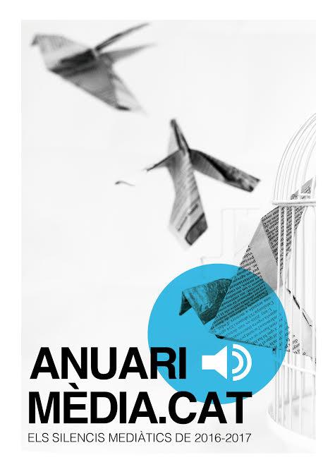 Portada Informe Anuari Mèdia.cat 2016-2017