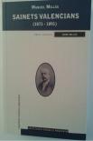 Portada llibre Sainets