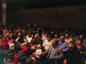 Preparats per vore la promo del Premi Especial Tirant Avant 2011 en 3D