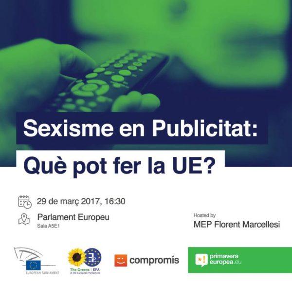Sexisme en la UE